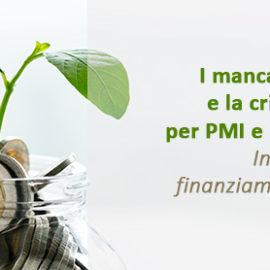 I mancati pagamenti e la crisi di liquidità per PMI e Professionisti