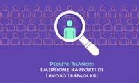 Decreto Rilancio: Emersione Rapporti di Lavoro Irregolari