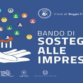 Bando di sostegno alle imprese città di Reggio Calabria