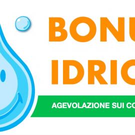 Bonus idrico: domande fino al 31 dicembre